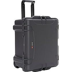Nanuk 960 Waterproof Hard Case With Wheels & Foam Insert - Black