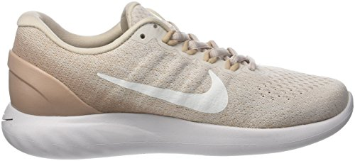 Nike Wmns Lunarglide 9, Scarpe da Running Donna Beige (Desert Sand/Sail/Sand/Vast Gre 005)