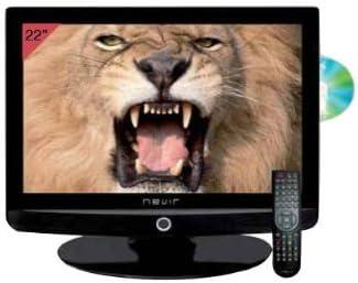Nevir NVR-7044 TDXT-22 N- Televisión, Pantalla 22 pulgadas: Amazon ...