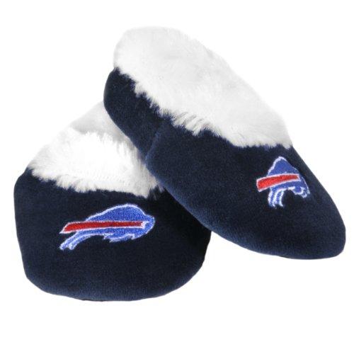 Buffalo Bills Logo Baby Bootie Slipper Medium