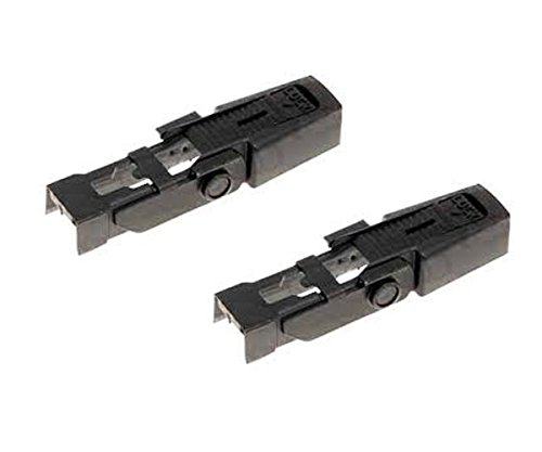 LAND ROVER DISCOVERY 2 1999-2004 BRITPART FRONT WIPER BLADE CLIP SET DKW100020