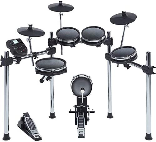 front facing alesis eight-piece