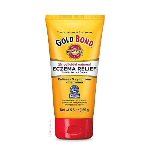 Gold Bond Eczema Relief Cream, 5.5 Ounce