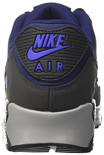 Blue Grey Grey 90 binary Bleu cool Nike Baskets Essential anthracite Air wolf Max Homme Mode qxwnz6F
