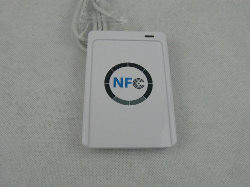 Yosoo NFC ACR122U Contactless Smart Reader & Writer + SDK + 5xMifare IC Card (Contactless Sc Reader)