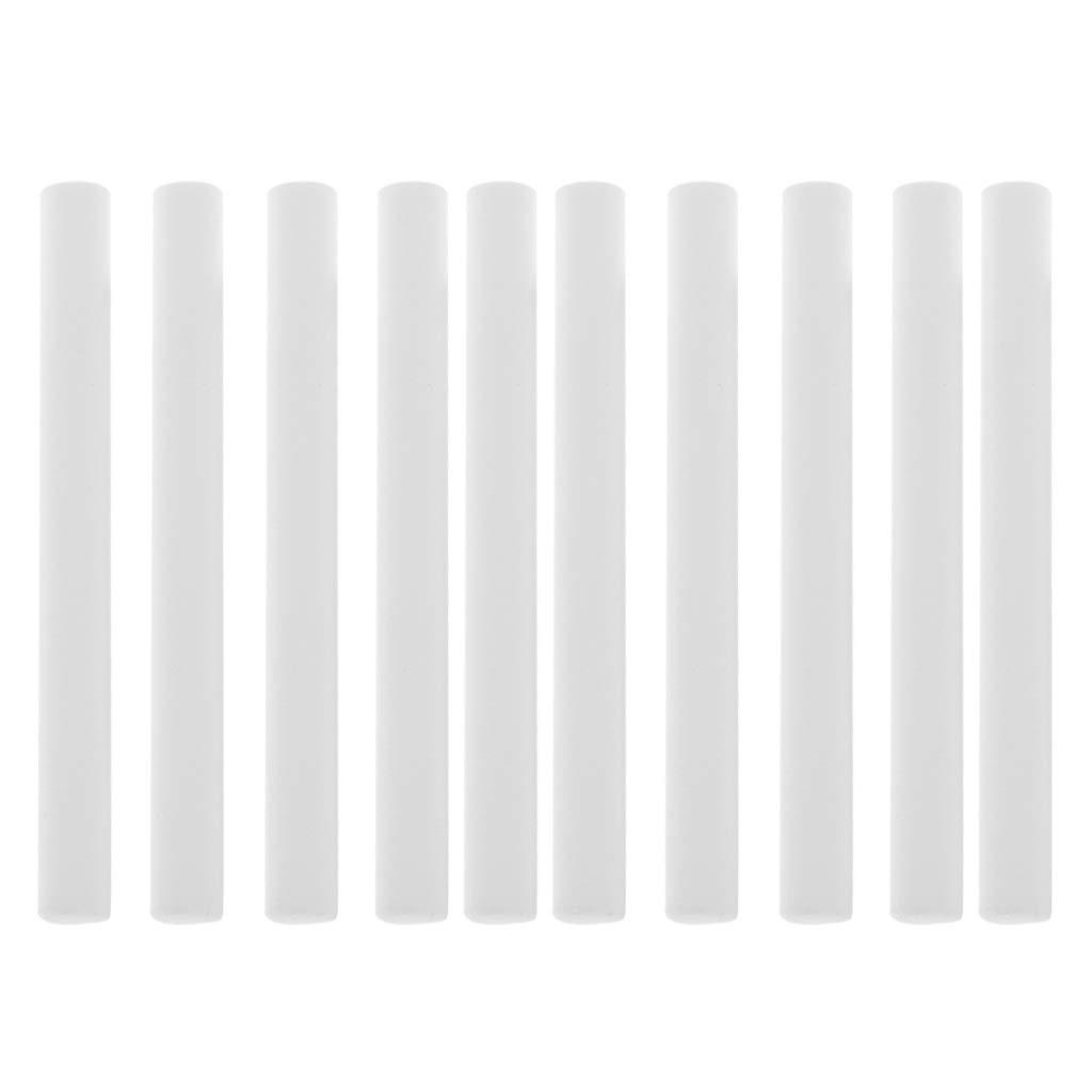 D DOLITY 10x Schwamm Sticks Refill Dochte f/ür Mini Luftbefeuchter und Mini Diffusoren