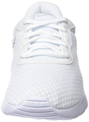White Tanjun Metallic Running NIKE Silver Shoes Women's 0IRq4