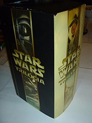 Star Wars Trilogy - Csillagok Haboruja / Episodes 4-5-6 / A New Hope – The Empire Strikes Back – Return of the Jedi [Hungarian PAL VHS Tape (Star Wars Return Of The Jedi Vhs)