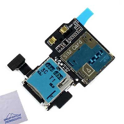 SIM Card Reader for Samsung Galaxy S4 by Group Vertical