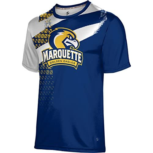 hot sell ProSphere Boys' Marquette University Structure Tech Tee