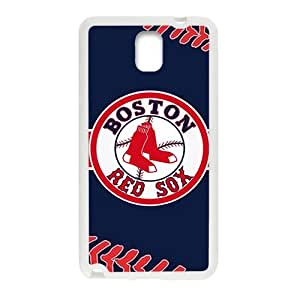 SANYISAN boston red sox Phone Case for Samsung Galaxy Note3 Case