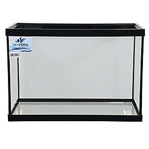 Amazon Com Seapora 59199 Standard High Aquarium 20