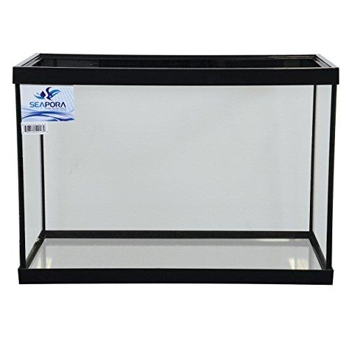 Seapora 59199 Standard High Aquarium, 20 gallon