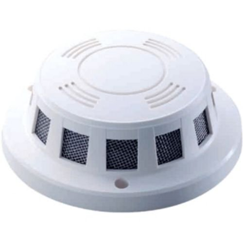 Smoke Detector Sideview Color Covert Security Camera Everfocus ESD200