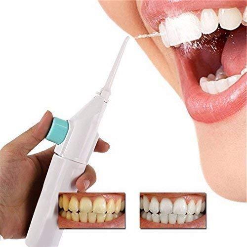 ZOSOE Speed Dental Care Water-Jet Flosser Air technology Dental Water Jet Cords Tooth Pick Power Floss Dental Cleaning…