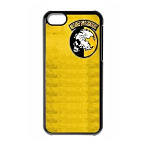 Militaires Sans Frontieres Logo Game iPhone 5c Cell Phone Case Black 218y-924156