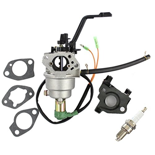 Amazon Com Huri Carburetor Carb With Lever Choke Intake Manifold