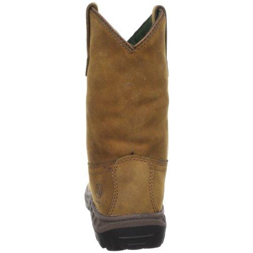 John Deere , Jungen Stiefel braun hautfarben, braun - hautfarben - Größe: 30 EU-M