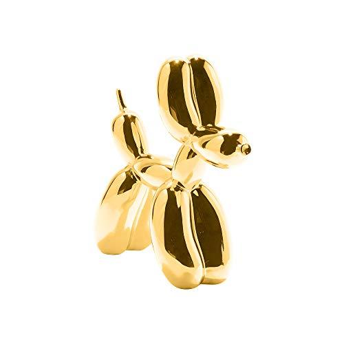 Balloon Dog – Small – Gold