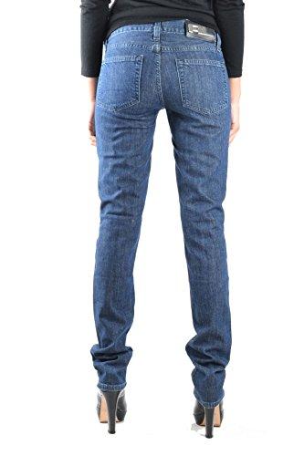 Mcbi251002o Cotone Lauren Jeans Ralph Donna Blu fw71WxqO
