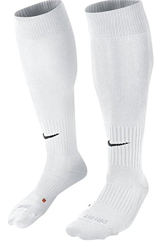 6cc5d0d4afdd Amazon.com  Nike Classic White Socks - XS  Clothing