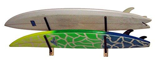 Del Sol Racks Surfboard Storage 2 Space Angle