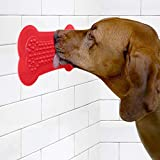 Lick Lick Pad/Dog Washing Distraction Device/Your Dogs Bath Buddy/Grooming Helper/Super Suction/Just Add Peanut Butter