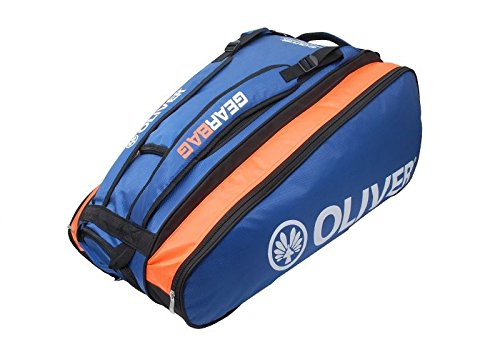 Oliver Gearbag Racketbag Blue/Orange by Oliver