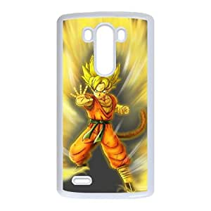 Classic Case Dragon Ball Z pattern design For LG G3 Phone Case