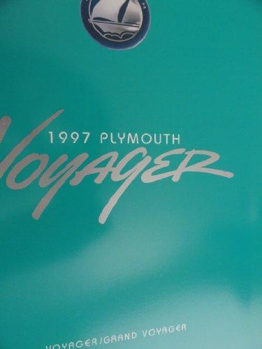 Plymouth Voyager Sales Brochure - Original 1997 Plymouth Voyager Sales Brochure