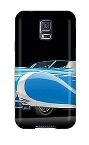 Heidiy Wattsiez's Shop Hot Tpu Shockproof/dirt-proof Delahaye Cover Case For Galaxy(s5) 5956158K50251973