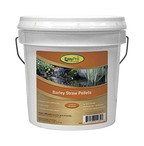 EasyPro Pond Products Barley Straw Pellets, 5 lb ()