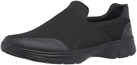 SKECHERS Go Walk 4, Men's Shoes, Black