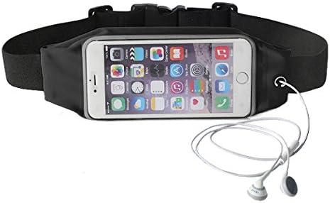 Cinturón Deportivo para móvil Riñonera para Smartphone para ...