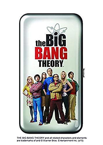 (Spoontiques RFID Security Flat Wallet - Big Bang Theory)