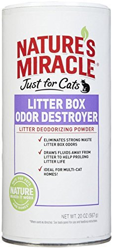 Natures Miracle Litter Destroyer Powder