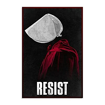 MOTIVATION4U The Handmaid's Tale an American dystopian drama, novel by Margaret Atwood Elisabeth Moss, Yvonne Strahovski 12 X 18 inch poster