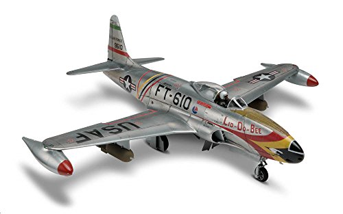 Revell F-80 Shooting Star 1/48 Scale Model Aircraft Kit (48 Aircraft Model)