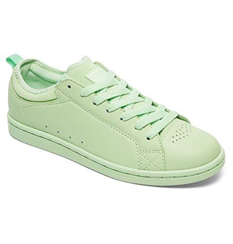Basses Magnolia Pistachio Shoes Femme Sneakers Green Dc Vert qvnf8txn5