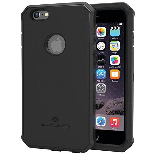 iPhone 6S Plus Rugged Case, ZeroLemon Protector Series Rugged Case + PET Screen Protector for iPhone 6/6s Plus 5.5