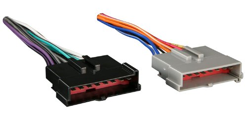 Metra 1985-2004 Ford Lincoln Mercury Non Premium Sound Wiring Harness (Ford Contour Aftermarket)