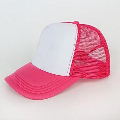 Eric Hug Fashion Personalized customize logo mesh baseball cap adjustable trucker caps breathable scrawl hat 00C-00 C5 customizeFor children High quality