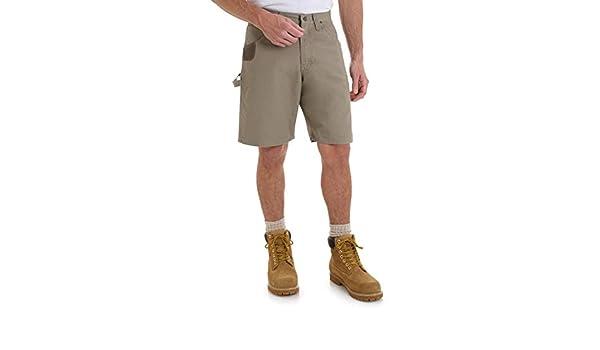 Wrangler Riggs Workwear Mens Big /& Tall Carpenter Short