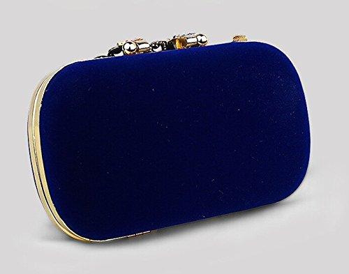 pour femme Ledyoung Pochette femme pour pour Pochette Ledyoung bleu femme Ledyoung bleu Pochette vqZwUv