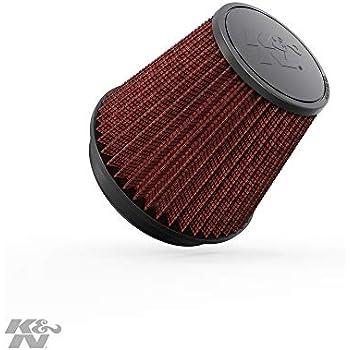 Cold Air Intake Filter Universal Round RED For LTD//LTD Crown Victoria//LTD II