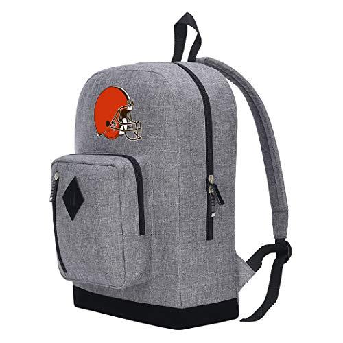 "Officially Licensed NFL ""Playbook"" Backpack, Multi Color, 18"""