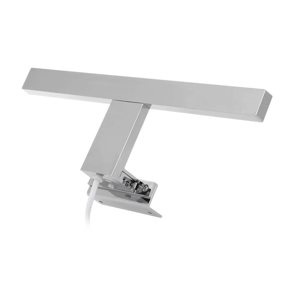300mm Lilideni LED-Spiegelleuchte Badezimmer-Kabinett-Leuchte Schminkspiegel-Leuchte Vanity Light Wandleuchten IP44 Neutral White Produktl/änge