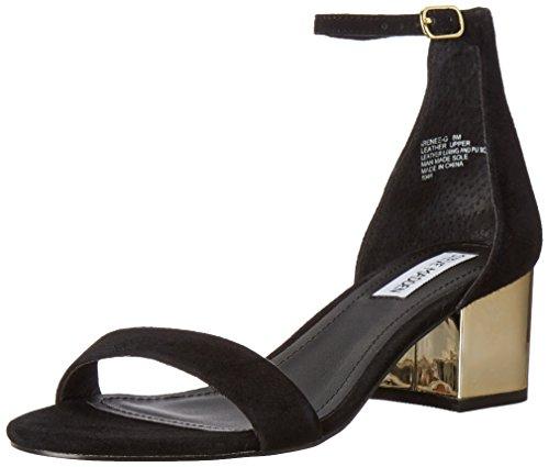 Women's Madden Sandal Dress Irenee Heeled Steve Black Hq0xwAz6g