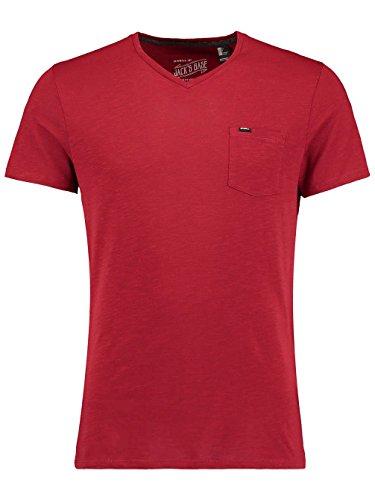 Herren T-Shirt O'Neill Jacks Base V-Neck T-Shirt