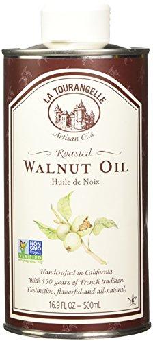 La Tourangelle, Roasted Walnut Oil, 16.9  Fl. Oz.